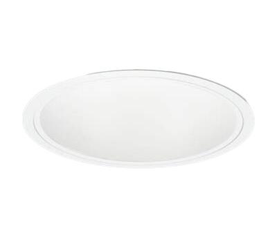 61-20904-10-97 マックスレイ 照明器具 基礎照明 LEDベースダウンライト φ150 広角 HID70Wクラス ホワイト(4000Kタイプ) 連続調光