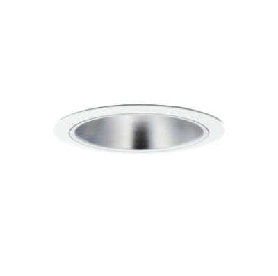 65-20660-00-97 マックスレイ 照明器具 基礎照明 INFIT LEDベースダウンライト φ85 ストレートコーン ノーマルタイプ 広角 JDR65Wクラス 白色(4000K) 連続調光 65-20660-00-97
