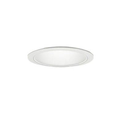 71-20980-10-97 マックスレイ 照明器具 基礎照明 CYGNUS φ75 LEDベースダウンライト 低出力タイプ ストレートコーン 狭角 JR12V50Wクラス 白色(4000K) 非調光