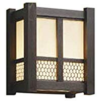 AB47452LLED和風ブラケットライト密閉型 非調光 電球色 白熱球40W相当コイズミ照明 照明器具 和室用 インテリア照明