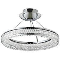 AH42698L コイズミ照明 照明器具 LEDシャンデリア シーリング Gluxy Ring LED38.6W 昼白色 調光可 【~8畳】