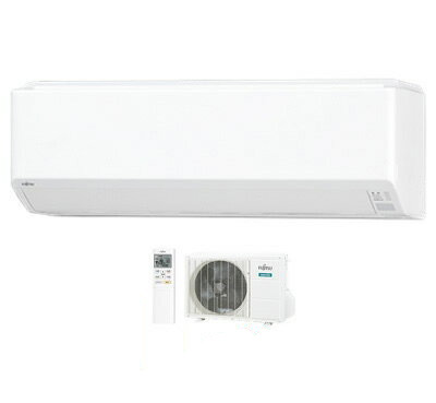 AS-C408H 富士通ゼネラル 住宅設備用エアコン nocria CHシリーズ(2018) (おもに14畳用・単相100V・室内電源)