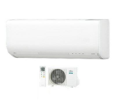 AS-GN22H 富士通ゼネラル 住宅設備用エアコン nocria GNシリーズ(2018) 寒冷地向け (おもに6畳用・単相100V・室内電源)