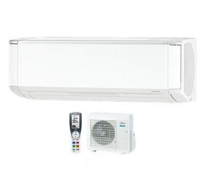 AS-X25H 富士通ゼネラル 住宅設備用エアコン nocria Xシリーズ Premium(2018) (おもに8畳用・単相100V・室内電源)