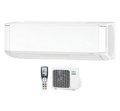 AS-XS28H 富士通ゼネラル 住宅設備用エアコン nocria XSシリーズ(2018) (おもに10畳用・単相100V・室内電源)