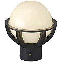 AU40275L コイズミ照明 照明器具 アウトドアライト LED門柱灯 自動点滅器付 白熱球60W相当 電球色 非調光 AU40275L