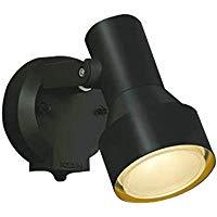 AU40622L コイズミ照明 照明器具 アウトドアライト LEDスポットライト 人感センサ付タイマー付ON-OFFタイプ 白熱球100W相当 電球色 非調光 散光 AU40622L