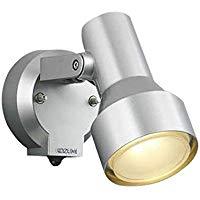 AU40623L コイズミ照明 照明器具 アウトドアライト LEDスポットライト 人感センサ付タイマー付ON-OFFタイプ 白熱球100W相当 電球色 非調光 散光 AU40623L