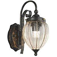 AU42431Lエクステリア LED一体型 ポーチ灯調光可 電球色 防雨型 白熱球60W相当コイズミ照明 照明器具 門灯 玄関 屋外用照明