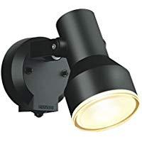★AU45239L 【当店おすすめ!お買得品】 コイズミ照明 照明器具 アウトドアライト LEDスポットライト 人感センサ付タイマー付ON-OFFタイプ ビーム球150W相当 電球色 非調光 広角 AU45239L