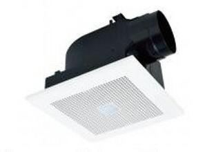 DVF-20CHK6 東芝 天井埋込形低騒音ダクト用換気扇 インテリア格子タイプ 人感センサー付 トイレ・洗面所用