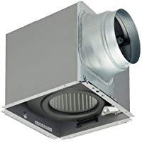 DVF-XT18DA 東芝 天井埋込形低騒音ダクト用換気扇 ルーバー(本体カバー)別売 ACモータータイプ 居間・事務所・店舗用