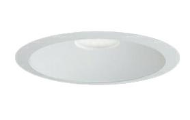 EL-D04-3-201WWMAHZ 三菱電機 施設照明 LEDベースダウンライト MCシリーズ クラス200 99° φ150 反射板枠(白色コーン 遮光15°) 温白色 一般タイプ 連続調光 FHT42形相当 EL-D04/3(201WWM) AHZ