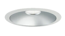 EL-D05-3-201DMAHZ 三菱電機 施設照明 LEDベースダウンライト MCシリーズ クラス200 97° φ150 反射板枠(銀色コーン 遮光15°) 昼光色 一般タイプ 連続調光 FHT42形相当 EL-D05/3(201DM) AHZ