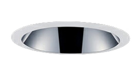 【8/25は店内全品ポイント3倍!】EL-D07-2-151WWMAHZ三菱電機 施設照明 LEDベースダウンライト MCシリーズ クラス150 58° φ125 反射板枠(深枠タイプ 鏡面コーン 遮光30°) 温白色 一般タイプ 連続調光 FHT32形相当 EL-D07/2(151WWM) AHZ