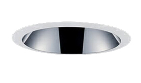 EL-D07-2-251NMAHZ 三菱電機 施設照明 LEDベースダウンライト MCシリーズ クラス250 58° φ125 反射板枠(深枠タイプ 鏡面コーン 遮光30°) 昼白色 一般タイプ 連続調光 水銀ランプ100形相当 EL-D07/2(251NM) AHZ