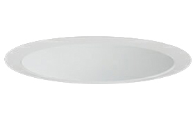EL-D08-3-201WWMAHN 三菱電機 施設照明 LEDベースダウンライト MCシリーズ クラス200 89° φ150 反射板枠(深枠タイプ 白色コーン 遮光30°) 温白色 一般タイプ 固定出力 FHT42形相当 EL-D08/3(201WWM) AHN