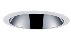 EL-D09-3-15127MAHZ 三菱電機 施設照明 LEDベースダウンライト MCシリーズ クラス150 49° φ150 反射板枠(深枠タイプ 鏡面コーン 遮光30°) 電球色 一般タイプ 連続調光 FHT32形相当 EL-D09/3(15127M) AHZ