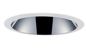 EL-D09-3-201DMAHZ 三菱電機 施設照明 LEDベースダウンライト MCシリーズ クラス200 49° φ150 反射板枠(深枠タイプ 鏡面コーン 遮光30°) 昼光色 一般タイプ 連続調光 FHT42形相当 EL-D09/3(201DM) AHZ