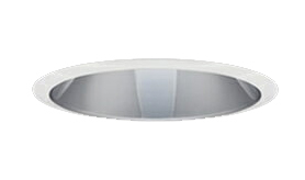 EL-D10-2-101LMAHZ 三菱電機 施設照明 LEDベースダウンライト MCシリーズ クラス100 37° φ125 反射板枠(グレアソフト 銀色コーン 遮光45°) 電球色 一般タイプ 連続調光 FHT24形相当 EL-D10/2(101LM) AHZ