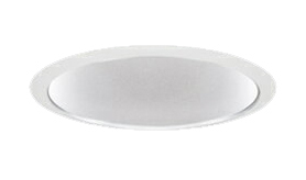 EL-D10/2(250NH) AHN 三菱電機 施設照明 LEDベースダウンライト MCシリーズ クラス250 37° φ125 反射板枠(グレアソフト 銀色コーン 遮光45°) 昼白色 高演色タイプ 固定出力 水銀ランプ100形相当