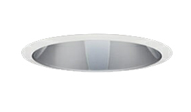 EL-D10-2-251WWMAHN 三菱電機 施設照明 LEDベースダウンライト MCシリーズ クラス250 37° φ125 反射板枠(グレアソフト 銀色コーン 遮光45°) 温白色 一般タイプ 固定出力 水銀ランプ100形相当 EL-D10/2(251WWM) AHN