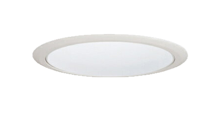 EL-D3533WM/6W AHTZ三菱電機 施設照明 LEDベースダウンライト 白色 連続調光 クラス350(HID70形器具相当)95° φ250(白色コーン)