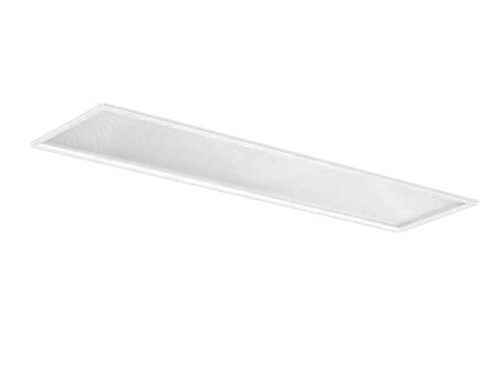 EL-LFB4553A AHX(39N4)LDL40 300幅 プリズムカバータイプ3灯用 連続調光対応 3900lmクラスランプ付(昼白色)直管LEDランプ搭載ベースライト 埋込形三菱電機 施設照明