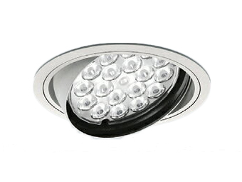 ERD2231W 遠藤照明 施設照明 LEDユニバーサルダウンライト Rsシリーズ Rs-18 セラメタプレミアS70W相当 ナローミドル配光19° 非調光 温白色