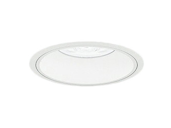 ERD4374W-P 遠藤照明 施設照明 LEDベースダウンライト 浅型白コーン ARCHIシリーズ 超広角配光62° セラメタ70W相当 3000タイプ PWM信号制御調光 温白色