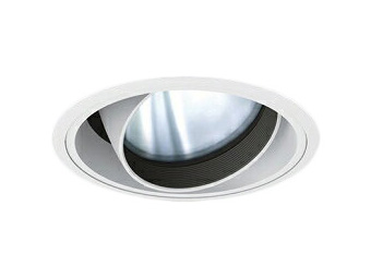 ERD4459W 遠藤照明 施設照明 LEDユニバーサルダウンライト ARCHIシリーズ 1400タイプ セラメタプレミアS 70W器具相当 狭角配光(反射板制御)8° 非調光 Ra82 ナチュラルホワイト ERD4459W