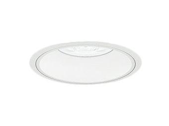 ERD5271W-P 遠藤照明 施設照明 LEDベースダウンライト 浅型白コーン ARCHIシリーズ 超広角配光62° CDM-TC35W相当 2400タイプ PWM信号制御調光 温白色