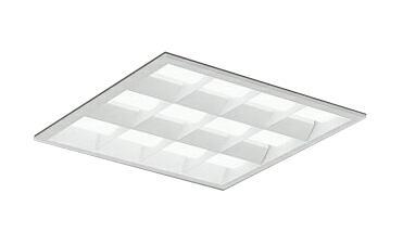 FHP45W×4灯用器具相当 □600タイプ SDシリーズ 14500lmタイプ 遠藤照明 昼白色 施設照明 調光/非調光兼用型 ERK9623W 埋込白ルーバ形 LEDスクエアベースライト ERK9623W