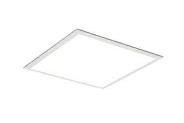ERK9747W 遠藤照明 施設照明 LEDスクエアベースライト FLATBASEシリーズ 埋込□600 下面乳白パネル形 FHP45W×4灯相当 調光/非調光兼用型 アパレルホワイト3500K ERK9747W