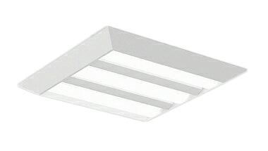 ERK9774W 遠藤照明 施設照明 LEDスクエアベースライト SDシリーズ FHP32W×3灯用器具相当 6000lmタイプ 直付下面開放 □450タイプ 温白色 調光/非調光兼用型 ERK9774W