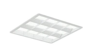 ERK9780W 遠藤照明 施設照明 LEDスクエアベースライト SDシリーズ FHP32W×3灯用器具相当 6000lmタイプ 埋込白ルーバ形 □450タイプ 温白色 調光/非調光兼用型 ERK9780W