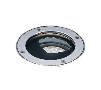 ERL8109S 遠藤照明 施設照明 LEDバリードライト コンクリート埋設用 LAMP DISKシリーズ 本体のみ DISK100 非調光 ERL8109S