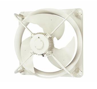 ●EWF-50FTA-H 三菱電機 産業用有圧換気扇 低騒音形 耐熱タイプ 3相200-220V 熱気発生工場 【排気専用】