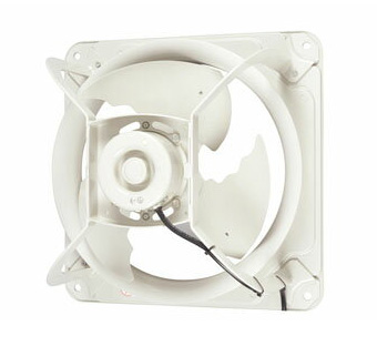●EWF-50FTA40A 三菱電機 産業用有圧換気扇 低騒音形 400V級場所用 【排気専用】