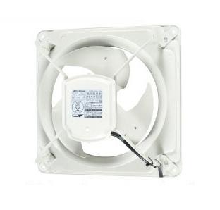 EWG-40CSA 三菱電機 産業用有圧換気扇 低騒音形 単相100V 工場・作業場・倉庫用 【排気専用】