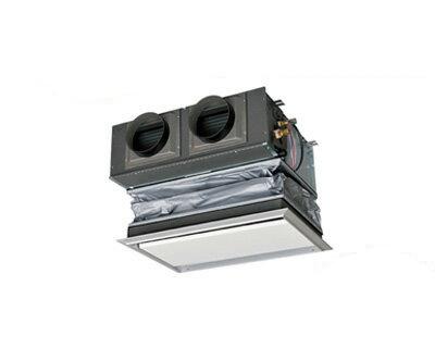 FDRV405H5S 三菱重工 業務用エアコン ハイパーインバーター 天埋カセテリア シングル40形 (1.5馬力 三相200V ワイヤード キャンバスダクトパネル仕様)