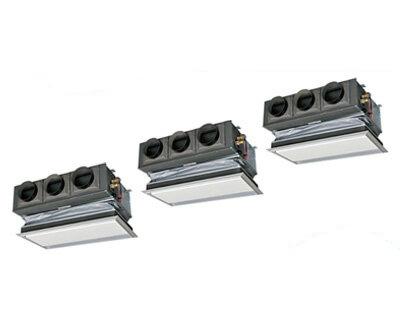 FDRVP2244HT5S 三菱重工 業務用エアコン ハイパーインバーター 天埋カセテリア 同時トリプル224形 (8馬力 三相200V ワイヤード キャンバスダクトパネル仕様)