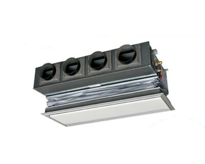 FDRZ1405H5S 三菱重工 業務用エアコン エクシードハイパー 天埋カセテリア シングル140形 (5馬力 三相200V ワイヤード キャンバスダクトパネル仕様)