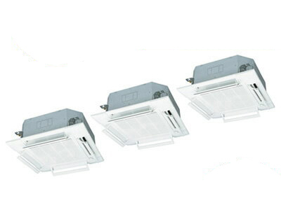 FDTV1605HTA5S 三菱重工 業務用エアコン ハイパーインバーター 天井埋込形4方向吹出し 同時トリプル160形 (6馬力 三相200V ワイヤード AirFlexパネル仕様)