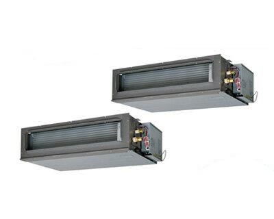 FDUZ1405HP5S 三菱重工 業務用エアコン エクシードハイパー 高静圧ダクト形 同時ツイン140形 (5馬力 三相200V ワイヤード)