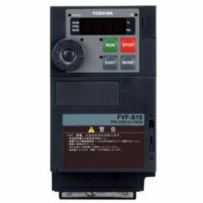 FVF-S152022PY1 東芝 システム部材 産業用換気扇用インバータ FVF-S152022PY1