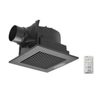 FY-24JG8VC-85 パナソニック Panasonic 天井埋込形換気扇 パッと換気スイッチ付 ルーバー組合せ品番(樹脂製 横格子 黒) 低騒音・特大風量形 浴室、トイレ・洗面所、居室・廊下・ホール・事務所・店舗用 FY-24JG8VC/85