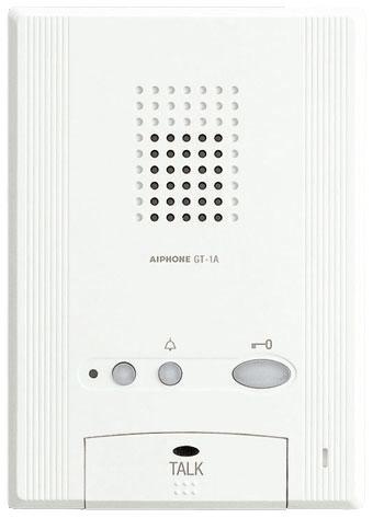 GT-1A アイホン ビジネス向けインターホン テナントビル用テレビドアホン GTシステム モニターなし親機 GT-1A