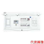HCB13E5-142SHA 日東工業 太陽光発電システム用 HCB形ホーム分電盤 カラー電力モニタ対応 二次送りタイプ(ドア付) リミッタスペース付 露出・半埋込共用型 主幹3P50A 分岐14+2
