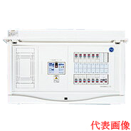 HCB13E5-202S3A 日東工業 太陽光発電システム用 HCB形ホーム分電盤 二次送りタイプ(ドア付) リミッタスペース付 露出・半埋込共用型 主幹3P50A 分岐20+2